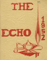Page 1, 1952 Edition, Springfield Township High School - Echo Yearbook (Ontario, OH) online yearbook collection