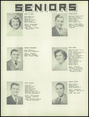 Page 8, 1952 Edition, Springfield Township High School - Echo Yearbook (Ontario, OH) online yearbook collection