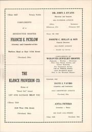 Page 69, 1940 Edition, Benedictine High School - Benedictine Yearbook (Cleveland, OH) online yearbook collection