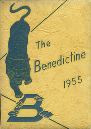 Page 1, 1955 Edition, Benedictine High School - Benedictine Yearbook (Cleveland, OH) online yearbook collection