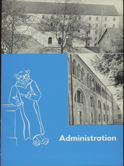 Page 13, 1955 Edition, Benedictine High School - Benedictine Yearbook (Cleveland, OH) online yearbook collection