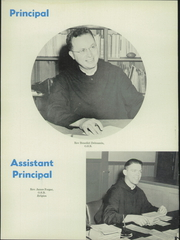 Page 14, 1955 Edition, Benedictine High School - Benedictine Yearbook (Cleveland, OH) online yearbook collection