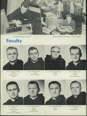 Page 16, 1955 Edition, Benedictine High School - Benedictine Yearbook (Cleveland, OH) online yearbook collection