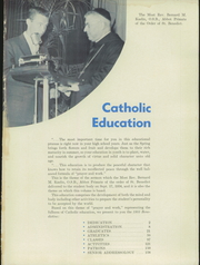 Page 5, 1955 Edition, Benedictine High School - Benedictine Yearbook (Cleveland, OH) online yearbook collection