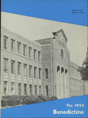 Page 9, 1955 Edition, Benedictine High School - Benedictine Yearbook (Cleveland, OH) online yearbook collection