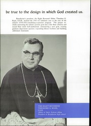 Page 14, 1962 Edition, Benedictine High School - Benedictine Yearbook (Cleveland, OH) online yearbook collection