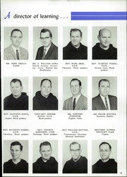 Page 17, 1962 Edition, Benedictine High School - Benedictine Yearbook (Cleveland, OH) online yearbook collection