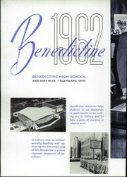 Page 6, 1962 Edition, Benedictine High School - Benedictine Yearbook (Cleveland, OH) online yearbook collection