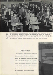 Page 10, 1960 Edition, Eastwood High School - Aquila Yearbook (Pemberville, OH) online yearbook collection