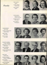 Page 17, 1960 Edition, Eastwood High School - Aquila Yearbook (Pemberville, OH) online yearbook collection