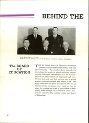Page 10, 1939 Edition, Mount Gilead High School - Mizpah Yearbook (Mount Gilead, OH) online yearbook collection