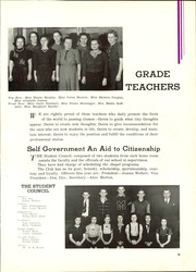 Page 13, 1939 Edition, Mount Gilead High School - Mizpah Yearbook (Mount Gilead, OH) online yearbook collection