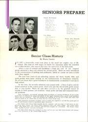 Page 16, 1939 Edition, Mount Gilead High School - Mizpah Yearbook (Mount Gilead, OH) online yearbook collection
