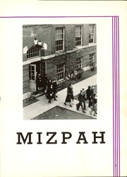 Page 7, 1939 Edition, Mount Gilead High School - Mizpah Yearbook (Mount Gilead, OH) online yearbook collection