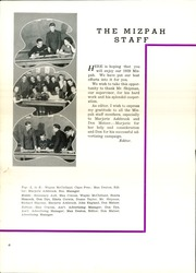 Page 8, 1939 Edition, Mount Gilead High School - Mizpah Yearbook (Mount Gilead, OH) online yearbook collection