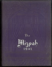 Page 1, 1941 Edition, Mount Gilead High School - Mizpah Yearbook (Mount Gilead, OH) online yearbook collection