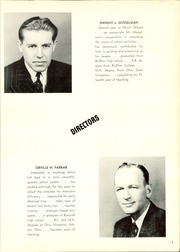 Page 11, 1941 Edition, Mount Gilead High School - Mizpah Yearbook (Mount Gilead, OH) online yearbook collection