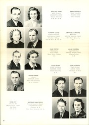 Page 12, 1941 Edition, Mount Gilead High School - Mizpah Yearbook (Mount Gilead, OH) online yearbook collection
