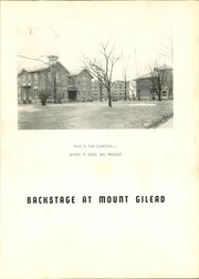 Page 7, 1941 Edition, Mount Gilead High School - Mizpah Yearbook (Mount Gilead, OH) online yearbook collection