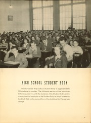 Page 11, 1944 Edition, Mount Gilead High School - Mizpah Yearbook (Mount Gilead, OH) online yearbook collection