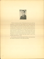 Page 4, 1944 Edition, Mount Gilead High School - Mizpah Yearbook (Mount Gilead, OH) online yearbook collection