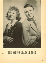 Page 5, 1944 Edition, Mount Gilead High School - Mizpah Yearbook (Mount Gilead, OH) online yearbook collection
