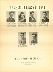 Page 6, 1944 Edition, Mount Gilead High School - Mizpah Yearbook (Mount Gilead, OH) online yearbook collection