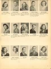 Page 7, 1944 Edition, Mount Gilead High School - Mizpah Yearbook (Mount Gilead, OH) online yearbook collection