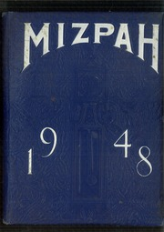 Page 1, 1948 Edition, Mount Gilead High School - Mizpah Yearbook (Mount Gilead, OH) online yearbook collection