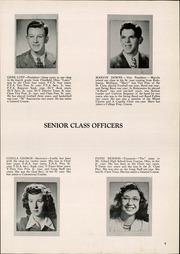 Page 11, 1948 Edition, Mount Gilead High School - Mizpah Yearbook (Mount Gilead, OH) online yearbook collection