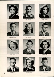 Page 14, 1948 Edition, Mount Gilead High School - Mizpah Yearbook (Mount Gilead, OH) online yearbook collection