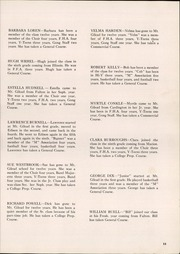 Page 15, 1948 Edition, Mount Gilead High School - Mizpah Yearbook (Mount Gilead, OH) online yearbook collection