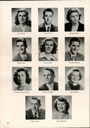 Page 16, 1948 Edition, Mount Gilead High School - Mizpah Yearbook (Mount Gilead, OH) online yearbook collection