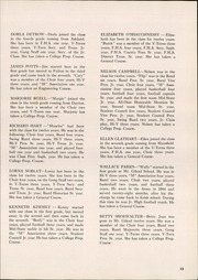 Page 17, 1948 Edition, Mount Gilead High School - Mizpah Yearbook (Mount Gilead, OH) online yearbook collection