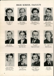 Page 8, 1948 Edition, Mount Gilead High School - Mizpah Yearbook (Mount Gilead, OH) online yearbook collection