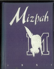 Page 1, 1951 Edition, Mount Gilead High School - Mizpah Yearbook (Mount Gilead, OH) online yearbook collection