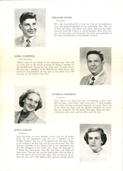 Page 12, 1951 Edition, Mount Gilead High School - Mizpah Yearbook (Mount Gilead, OH) online yearbook collection