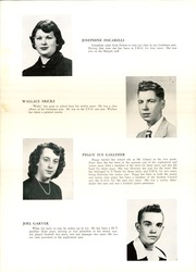 Page 14, 1951 Edition, Mount Gilead High School - Mizpah Yearbook (Mount Gilead, OH) online yearbook collection