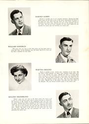 Page 15, 1951 Edition, Mount Gilead High School - Mizpah Yearbook (Mount Gilead, OH) online yearbook collection