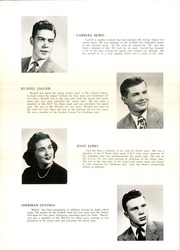 Page 16, 1951 Edition, Mount Gilead High School - Mizpah Yearbook (Mount Gilead, OH) online yearbook collection