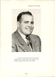 Page 7, 1951 Edition, Mount Gilead High School - Mizpah Yearbook (Mount Gilead, OH) online yearbook collection