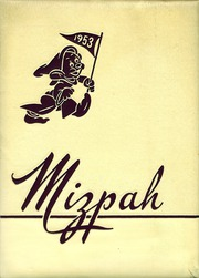 Mount Gilead High School - Mizpah Yearbook (Mount Gilead, OH) online yearbook collection, 1953 Edition, Page 1