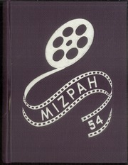 Mount Gilead High School - Mizpah Yearbook (Mount Gilead, OH) online yearbook collection, 1954 Edition, Page 1