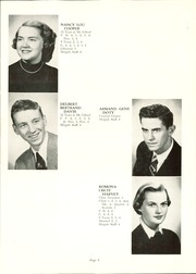 Page 13, 1954 Edition, Mount Gilead High School - Mizpah Yearbook (Mount Gilead, OH) online yearbook collection