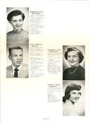 Page 16, 1954 Edition, Mount Gilead High School - Mizpah Yearbook (Mount Gilead, OH) online yearbook collection