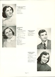 Page 17, 1954 Edition, Mount Gilead High School - Mizpah Yearbook (Mount Gilead, OH) online yearbook collection