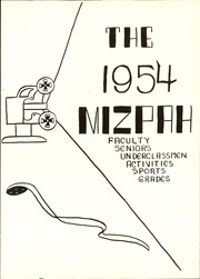 Page 5, 1954 Edition, Mount Gilead High School - Mizpah Yearbook (Mount Gilead, OH) online yearbook collection