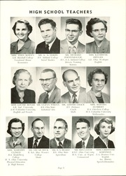 Page 9, 1954 Edition, Mount Gilead High School - Mizpah Yearbook (Mount Gilead, OH) online yearbook collection