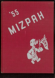 Mount Gilead High School - Mizpah Yearbook (Mount Gilead, OH) online yearbook collection, 1955 Edition, Page 1