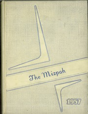 Mount Gilead High School - Mizpah Yearbook (Mount Gilead, OH) online yearbook collection, 1957 Edition, Page 1
